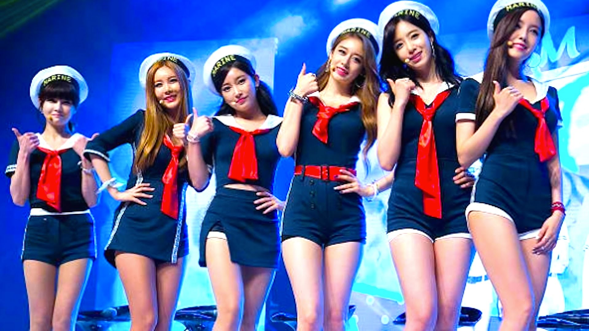 HD Quality Wallpaper | Collection: Music, 1920x1080 Korean Girl Group