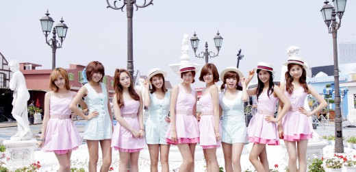 HD Quality Wallpaper | Collection: Music, 520x251 Korean Girl Group