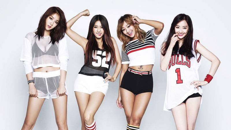 800x450 > Korean Girl Group Wallpapers
