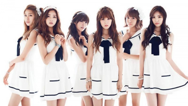 Korean Girl Group Backgrounds, Compatible - PC, Mobile, Gadgets| 600x340 px