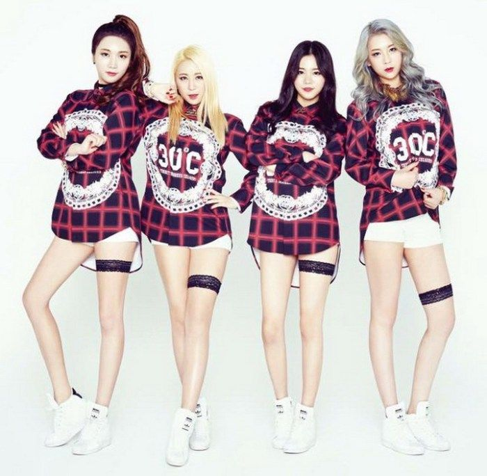 Korean Girl Group Pics, Music Collection