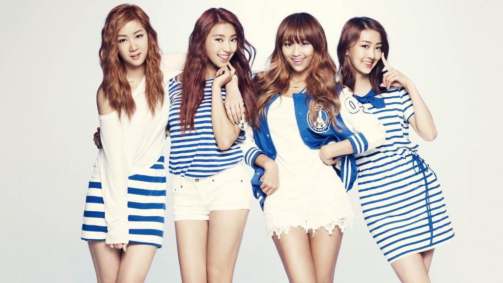 1024x576 > Korean Girl Group Wallpapers