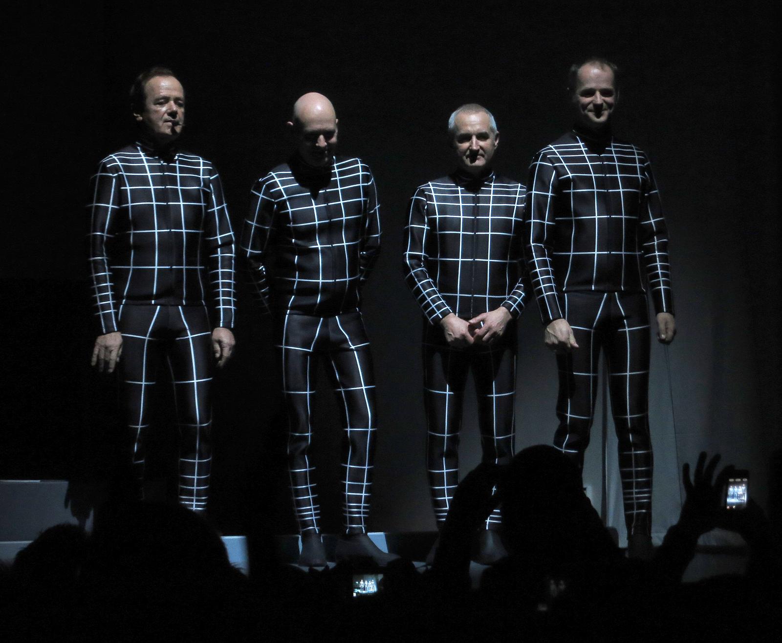Kraftwerk Pics, Music Collection