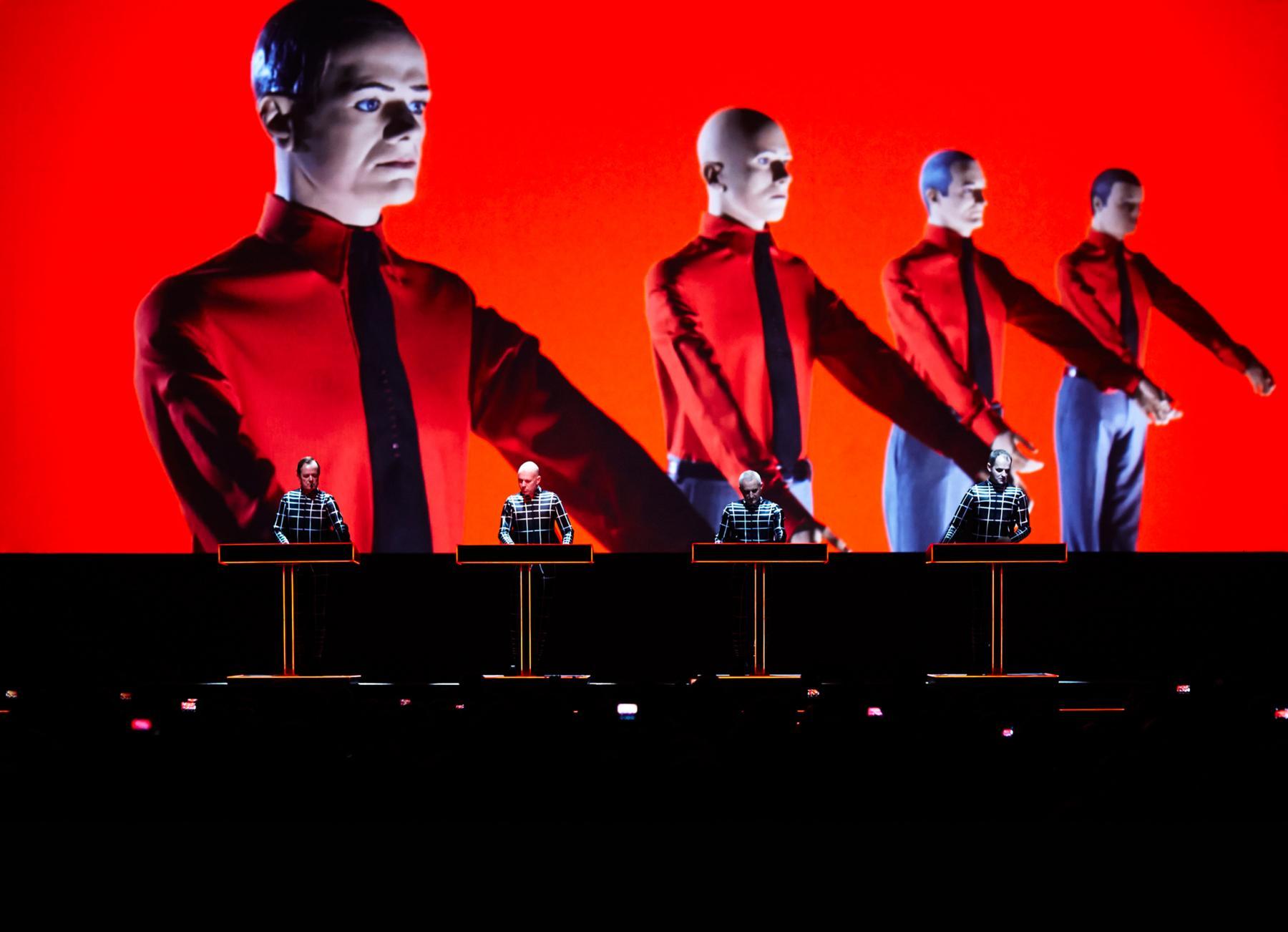 Kraftwerk Backgrounds on Wallpapers Vista