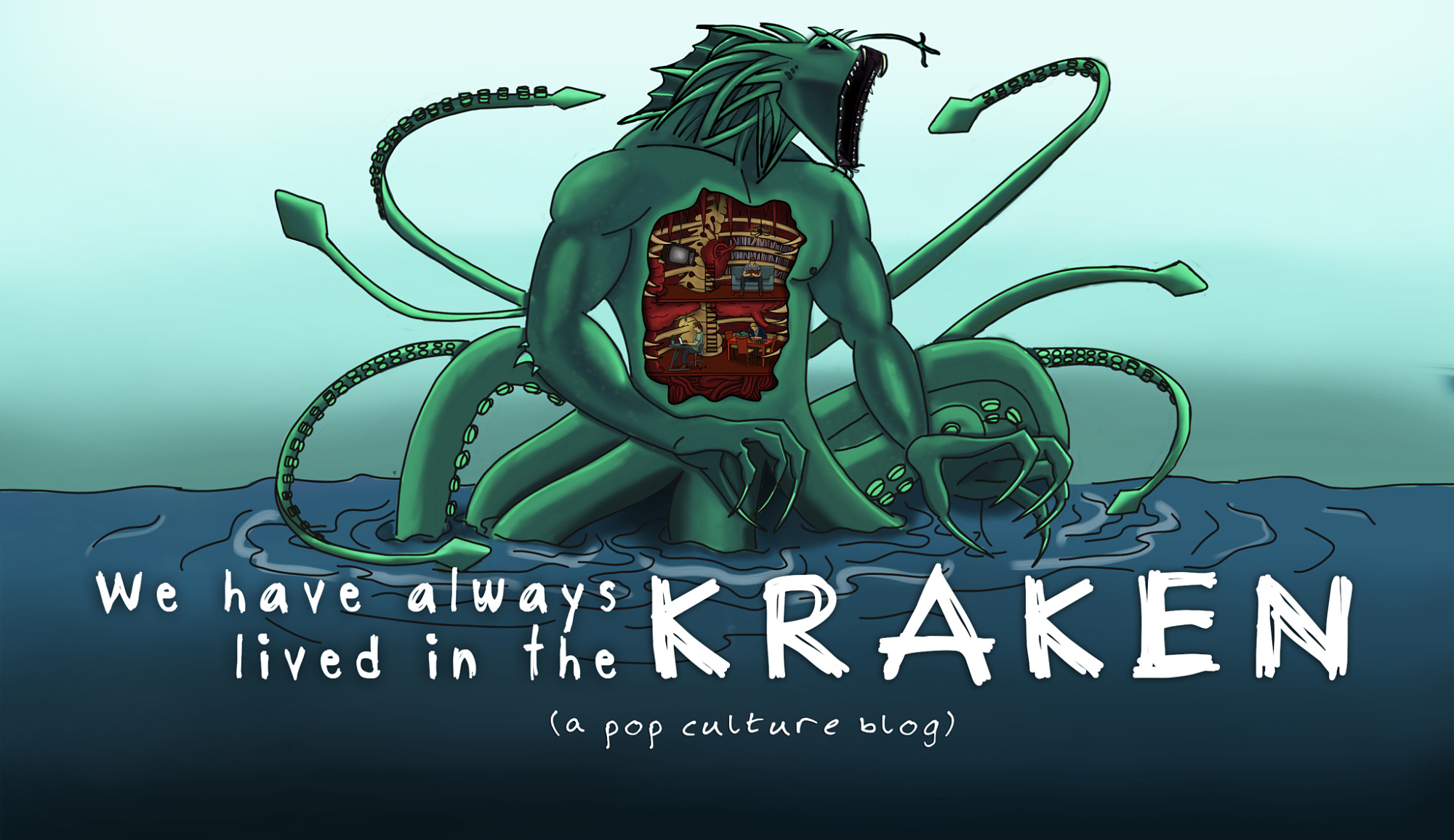 HQ Kraken Wallpapers | File 553.5Kb