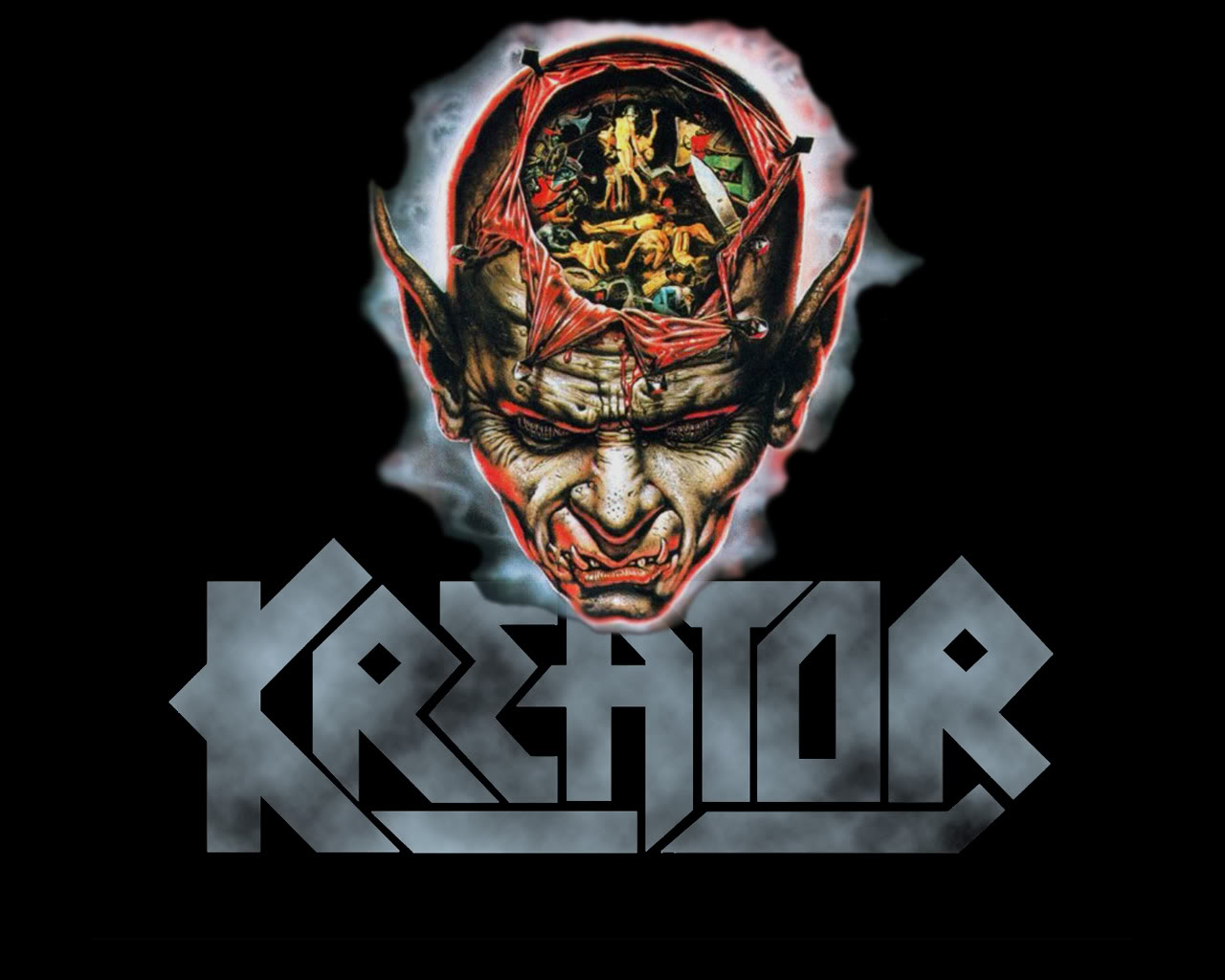 HD Quality Wallpaper | Collection: Music, 1280x1024 Kreator