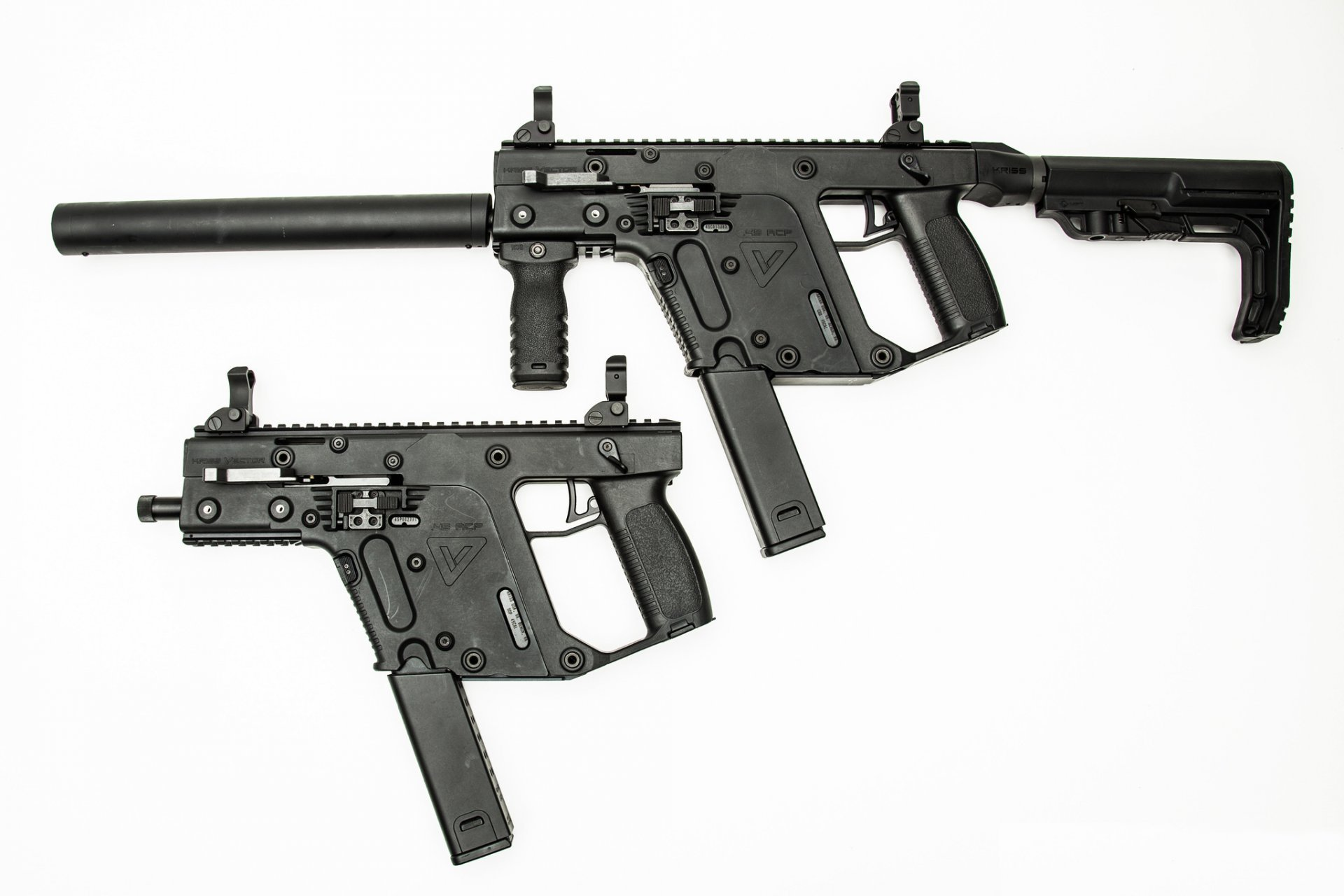 KRISS Vector Super V Pics, Weapons Collection