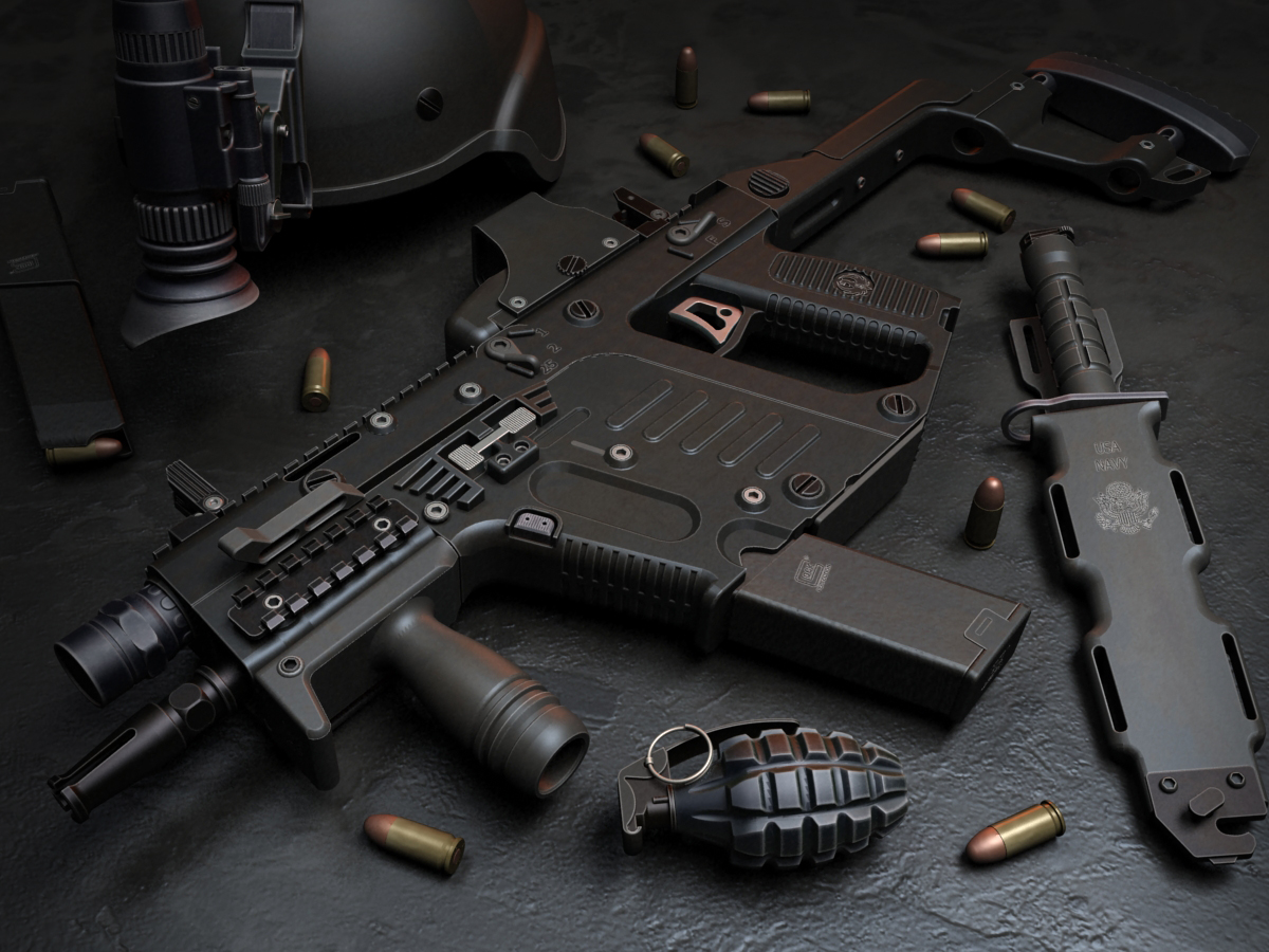 KRISS Vector Super V High Quality Background on Wallpapers Vista