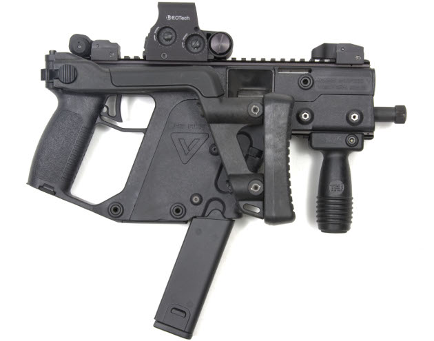 HD Quality Wallpaper | Collection: Weapons, 630x495 KRISS Vector Super V