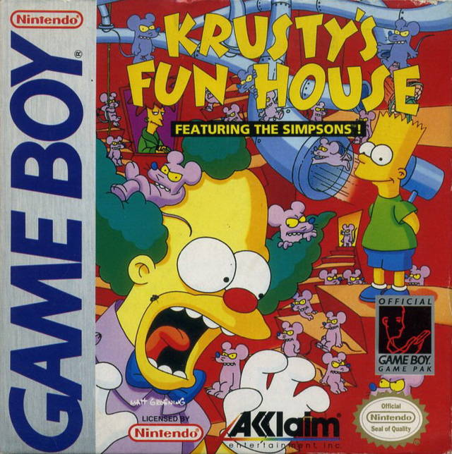 Images of Krusty's Fun House | 640x644