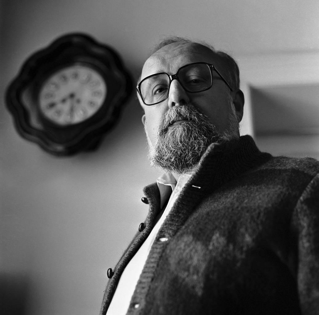 Nice Images Collection: Krzysztof Penderecki Desktop Wallpapers