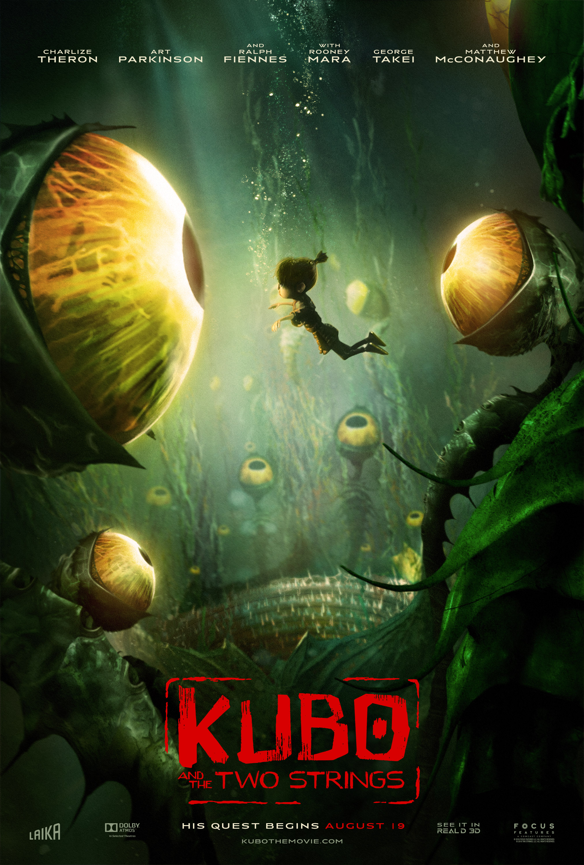 Kubo And The Two Strings Wallpapers Movie Hq Kubo And The Two