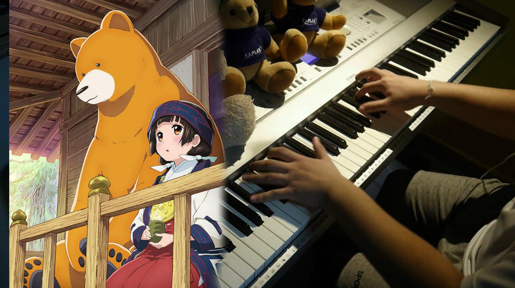Kuma Miko Girl Meets Bear Wallpapers Anime Hq Kuma Miko Girl Images, Photos, Reviews