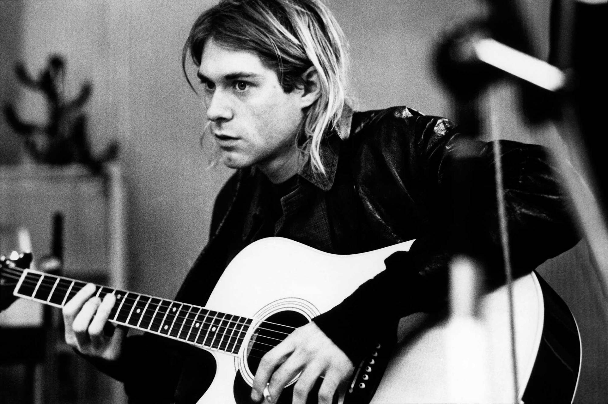 HQ Kurt Cobain Wallpapers | File 259.62Kb