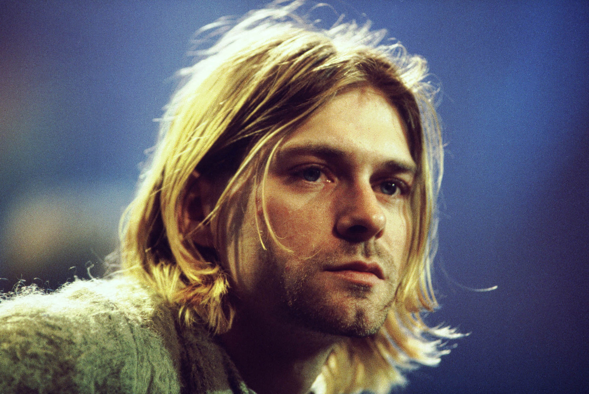 Nice Images Collection: Kurt Cobain Desktop Wallpapers