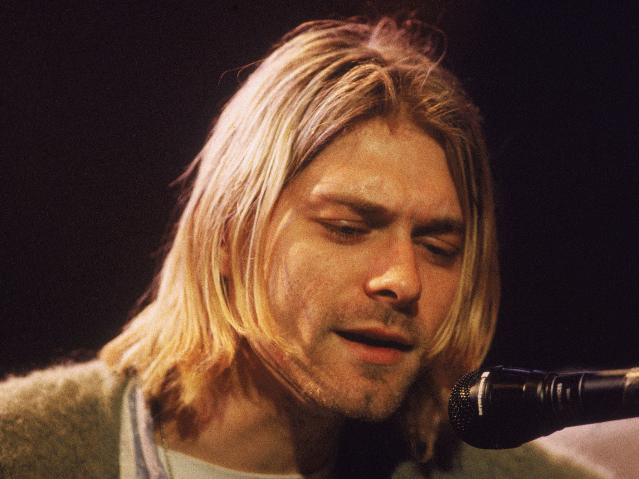 2048x1536 > Kurt Cobain Wallpapers