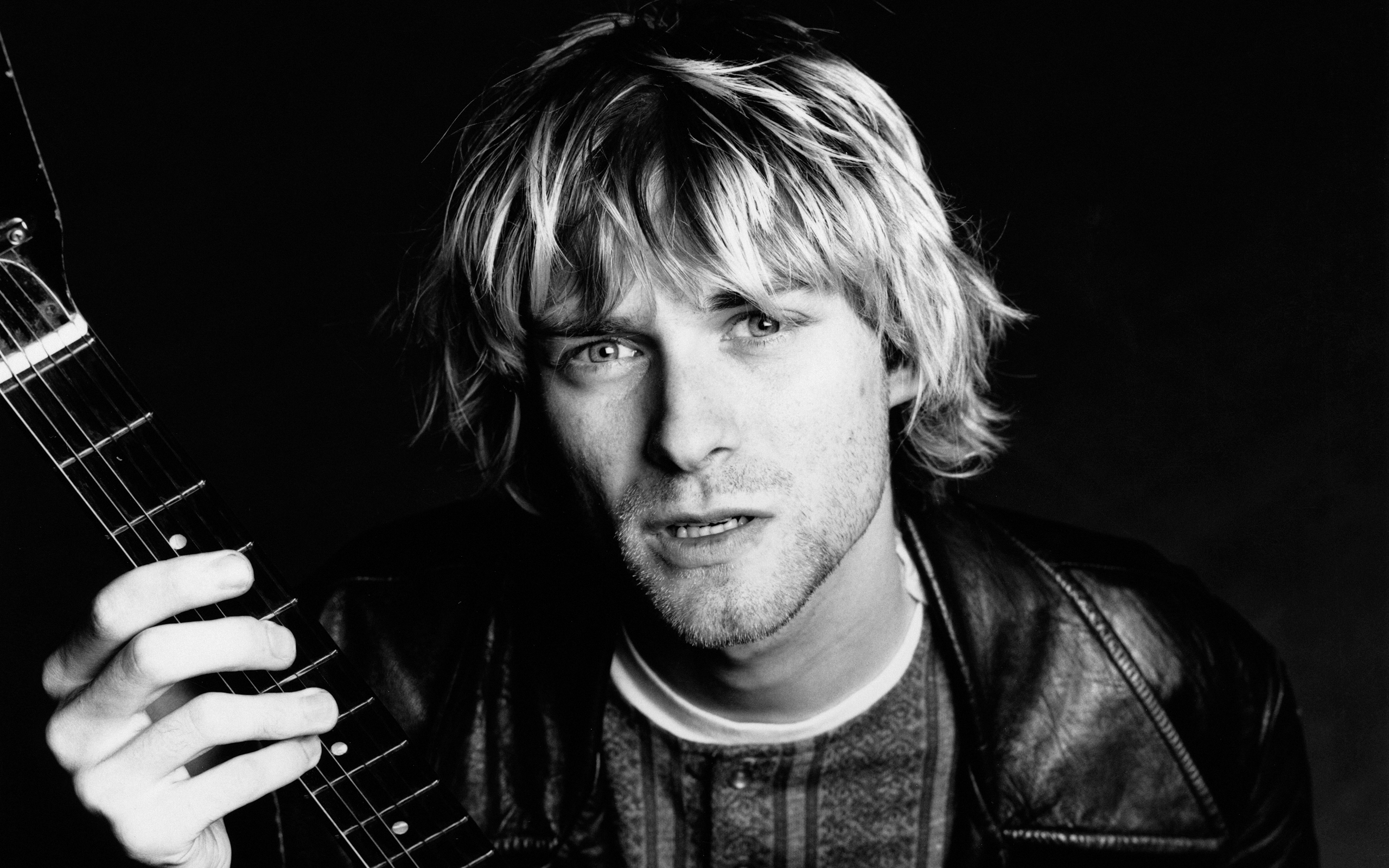 Kurt Cobain Backgrounds, Compatible - PC, Mobile, Gadgets| 2560x1600 px