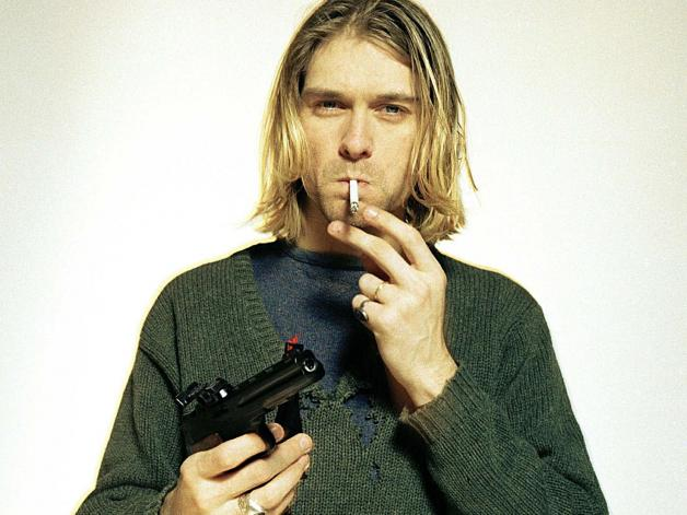 Images of Kurt Cobain | 628x471