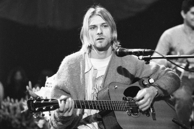 Kurt Cobain Pics, Music Collection