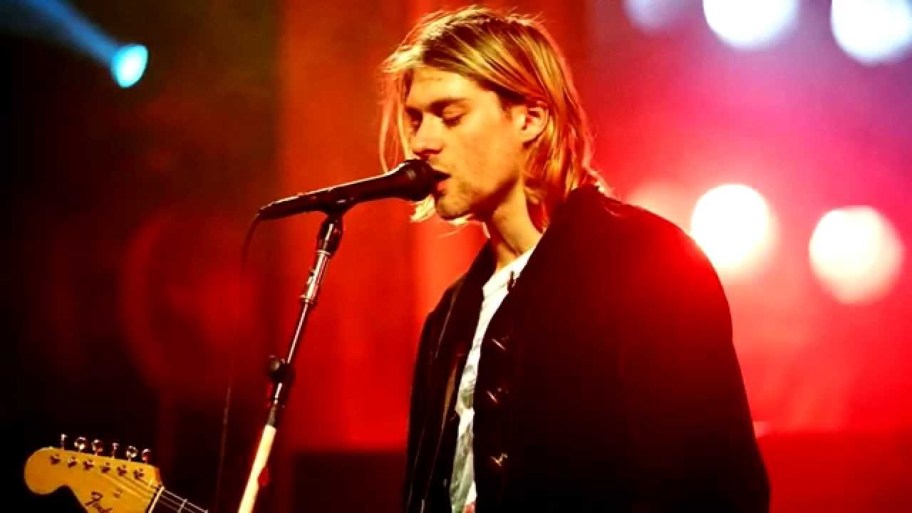 Amazing Kurt Cobain Pictures & Backgrounds