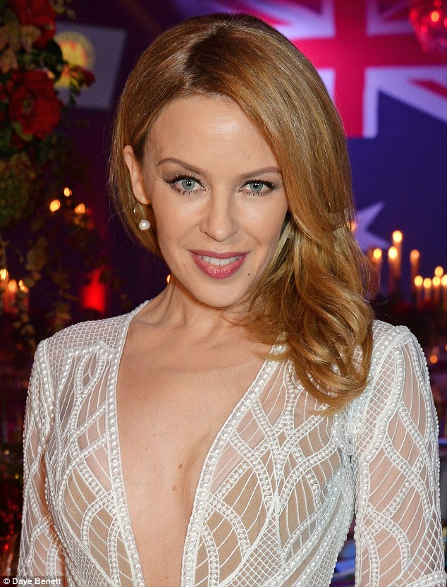 HQ Kyllie Minogue Wallpapers | File 164.54Kb