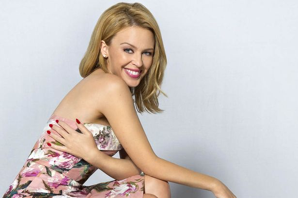 Nice Images Collection: Kyllie Minogue Desktop Wallpapers
