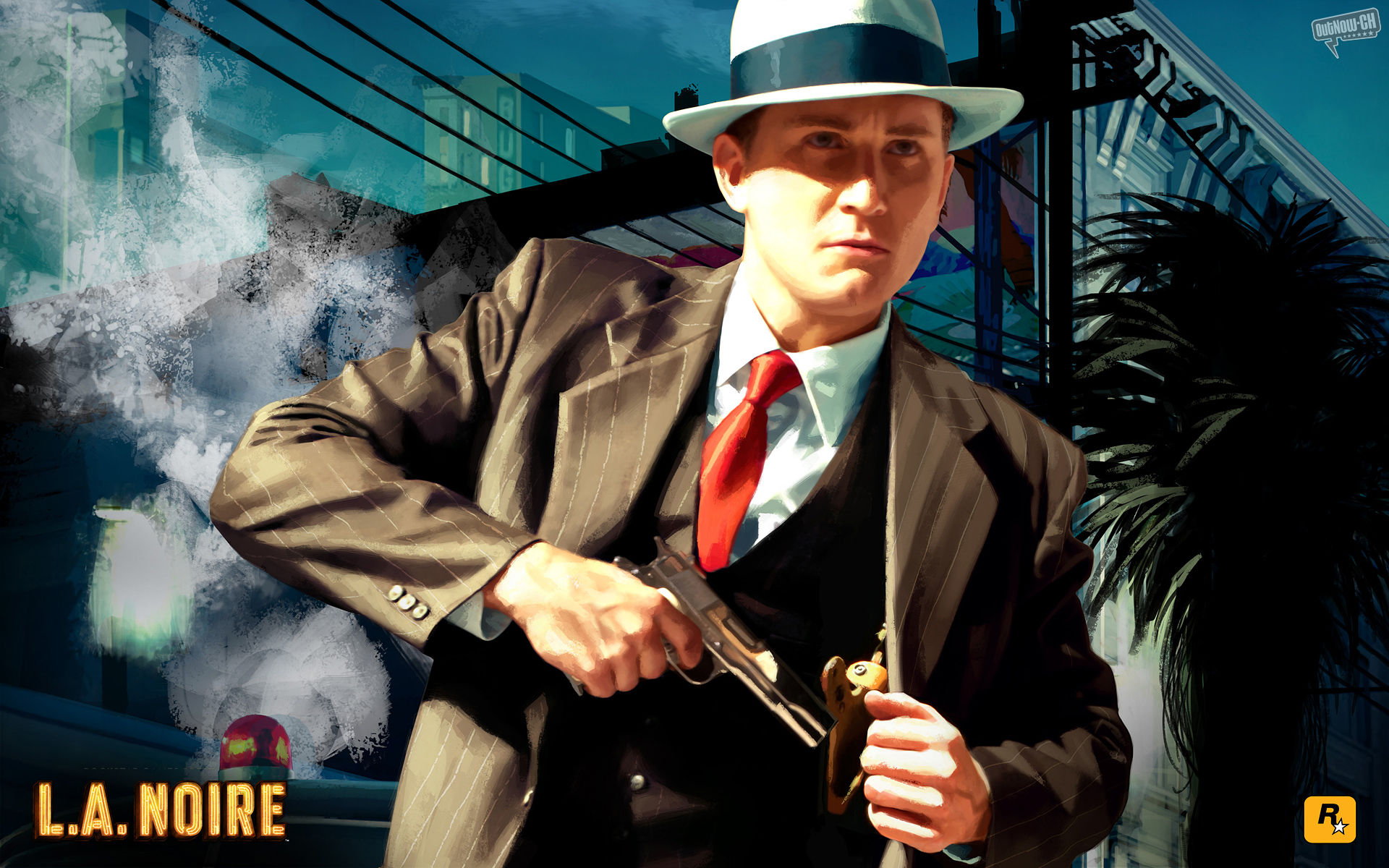 L.A. Noire High Quality Background on Wallpapers Vista