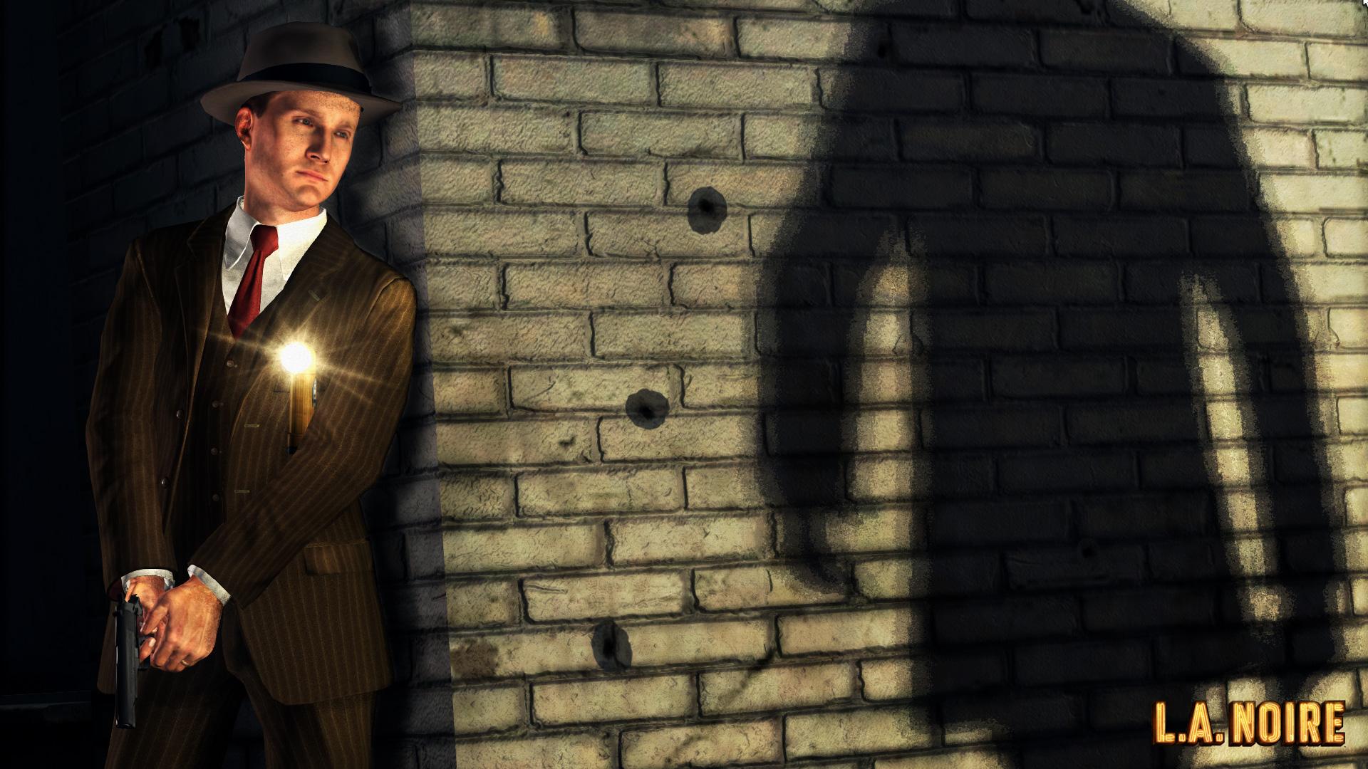 HQ L.A. Noire Wallpapers | File 672.44Kb