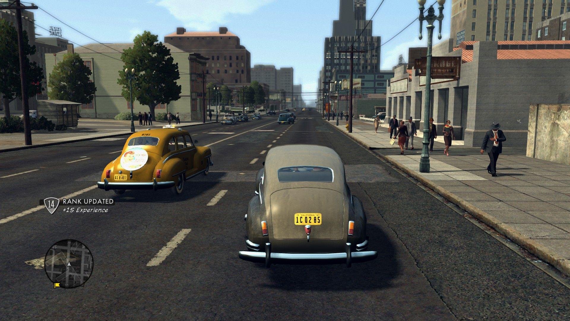 L.A. Noire Backgrounds on Wallpapers Vista