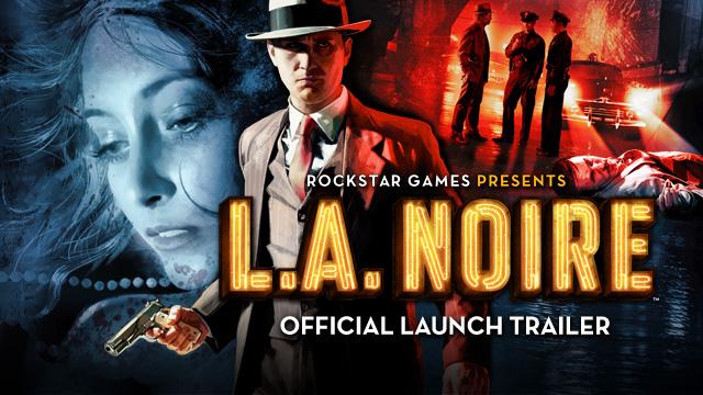 L.A. Noire Pics, Video Game Collection