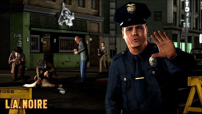 L.A. Noire Backgrounds, Compatible - PC, Mobile, Gadgets| 800x450 px