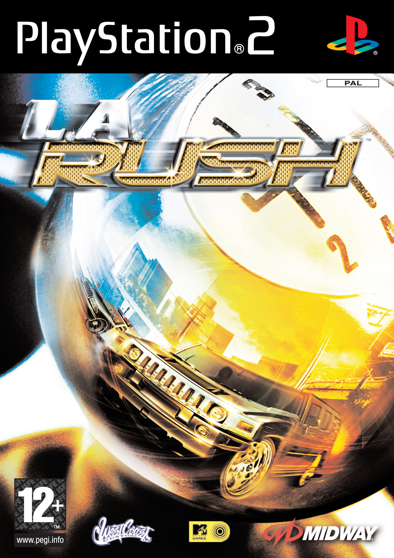 Nice Images Collection: L.A. Rush Desktop Wallpapers