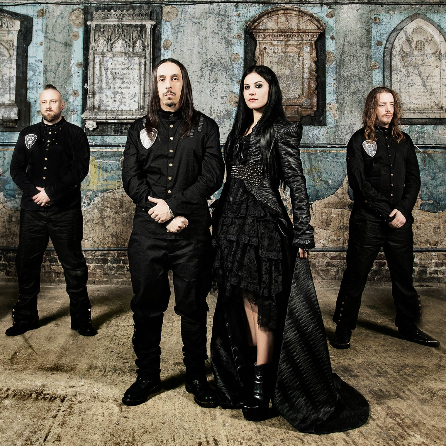 HQ Lacuna Coil Wallpapers | File 1045.92Kb