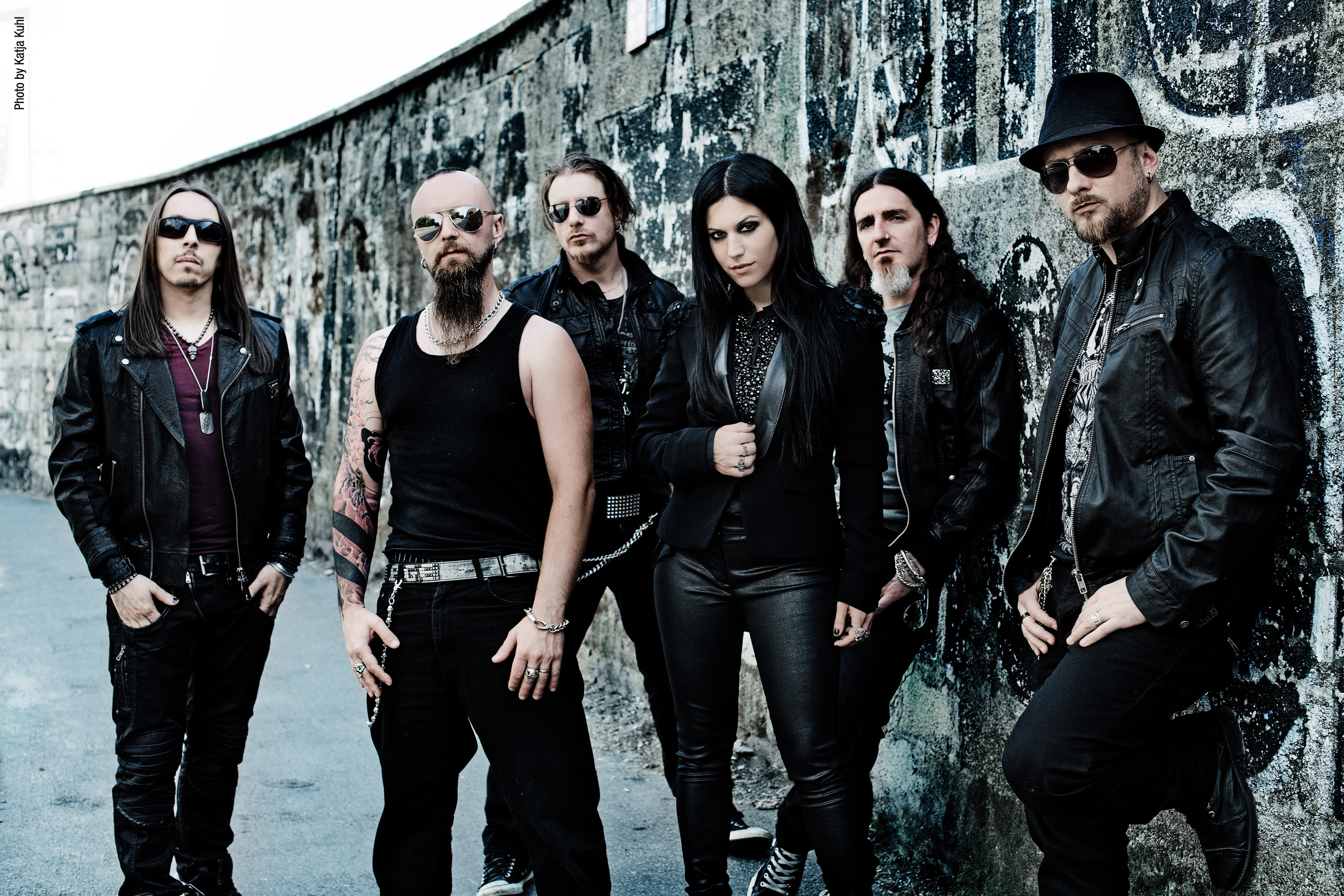 Amazing Lacuna Coil Pictures & Backgrounds