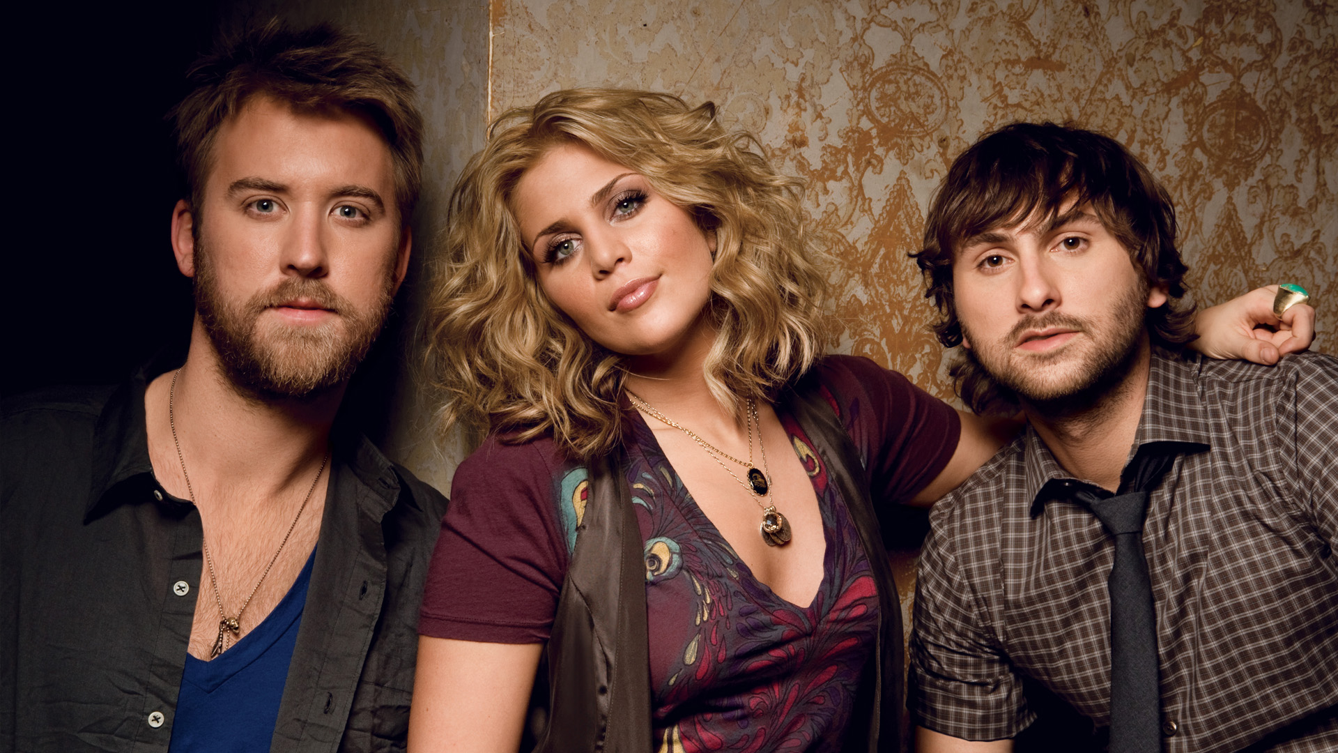 Nice Images Collection: Lady Antebellum Desktop Wallpapers
