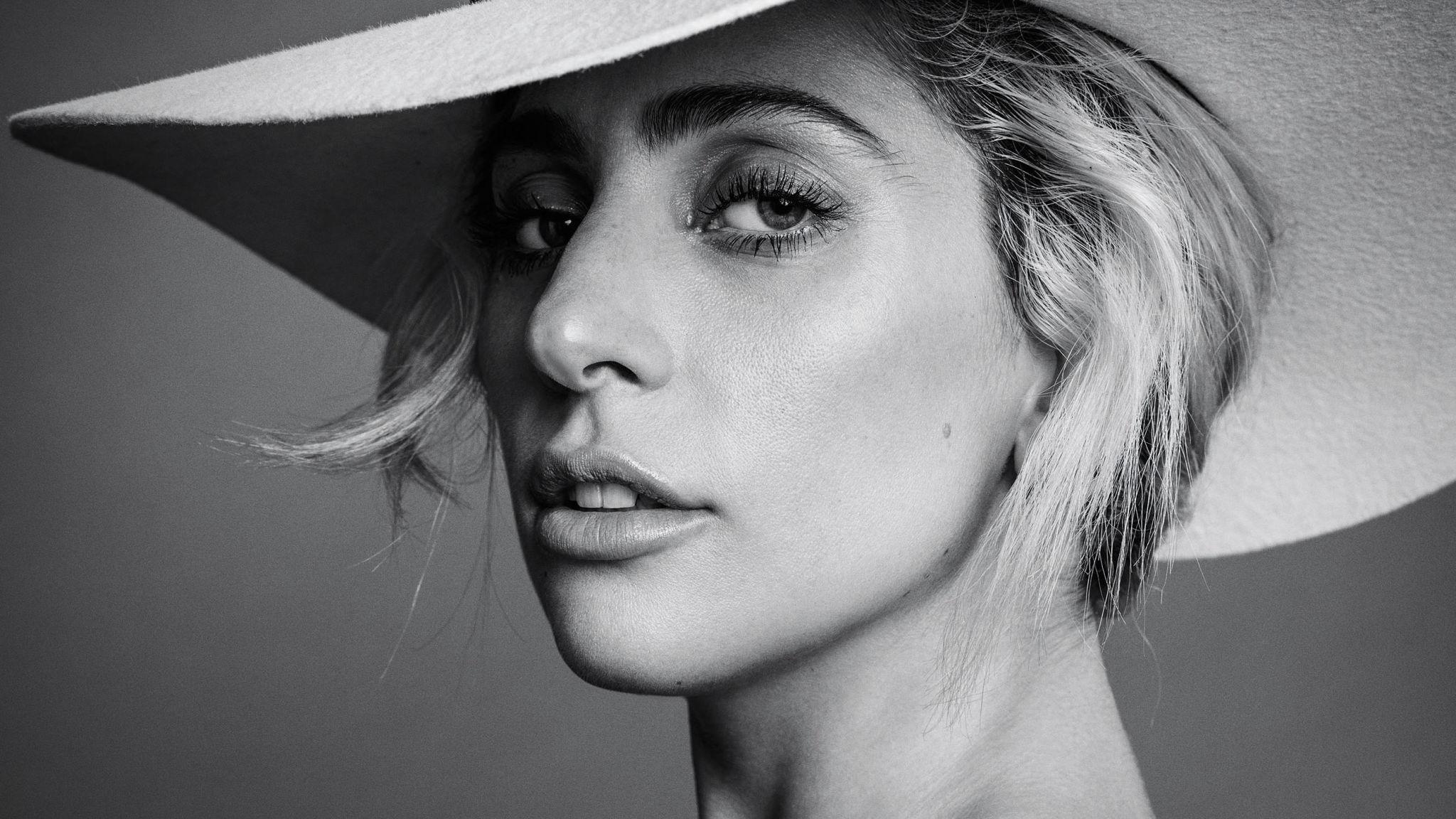 Nice wallpapers Lady Gaga 2048x1152px