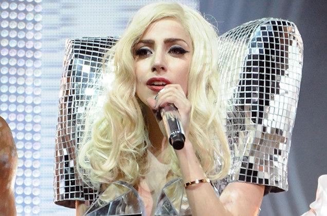 Nice wallpapers Lady Gaga 636x421px