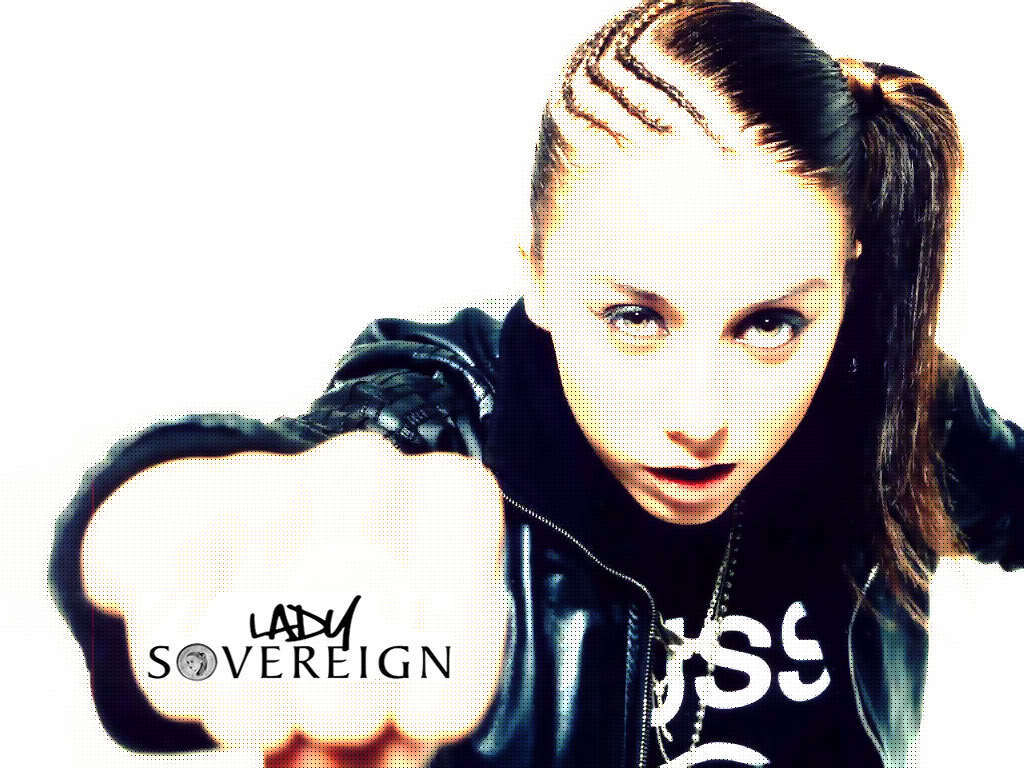 HD Quality Wallpaper | Collection: Music, 1024x768 Lady Sovereign