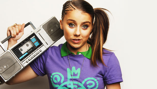 Nice Images Collection: Lady Sovereign Desktop Wallpapers