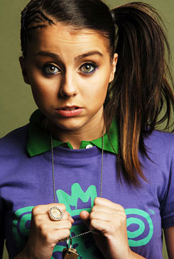 Nice wallpapers Lady Sovereign 245x365px