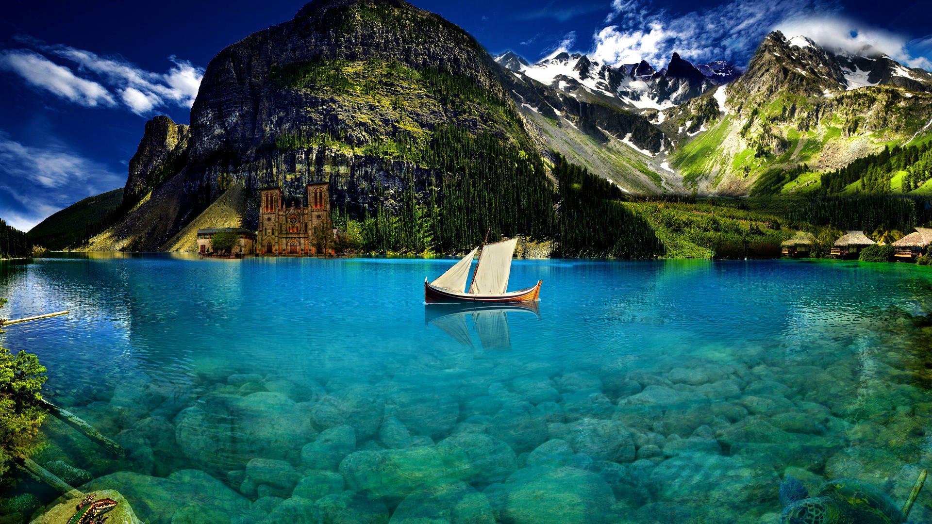 Lagoon #8