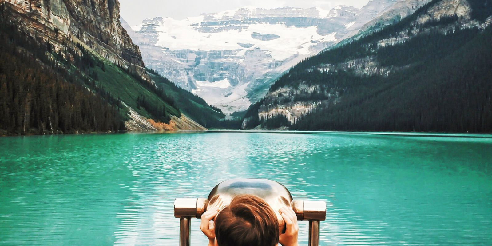 Lake Louise Backgrounds, Compatible - PC, Mobile, Gadgets| 1600x800 px
