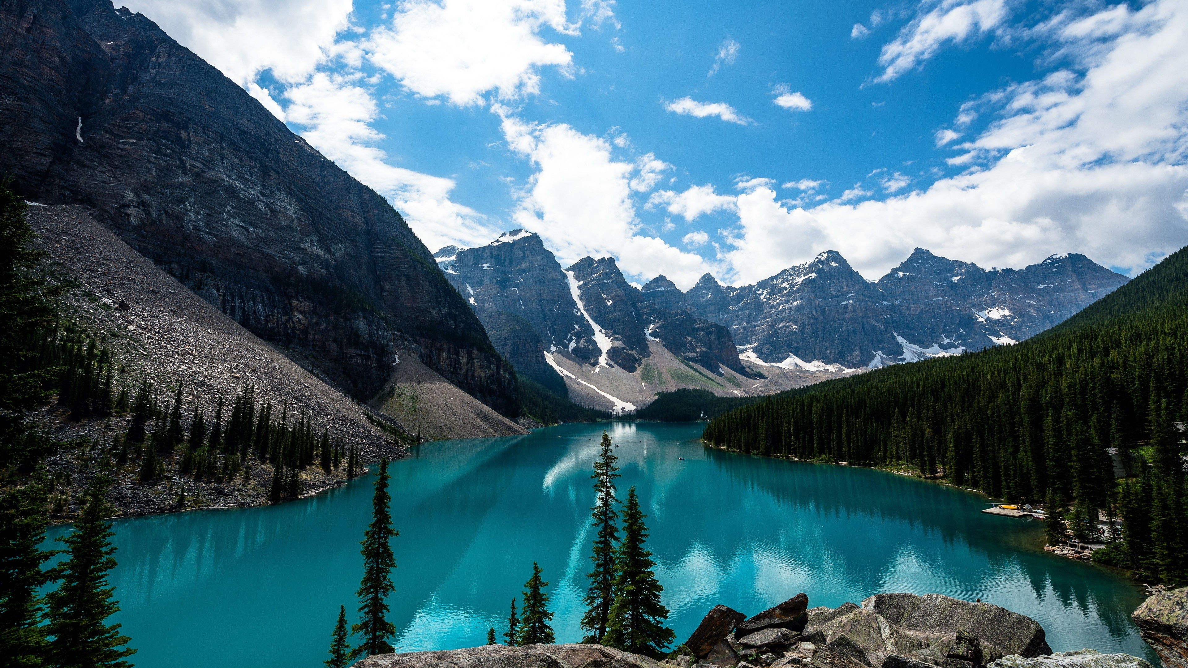 Images of Lake Louise | 3840x2160