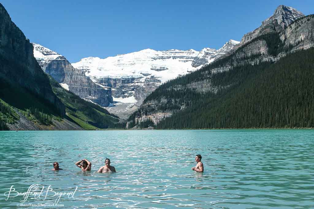 Nice Images Collection: Lake Louise Desktop Wallpapers