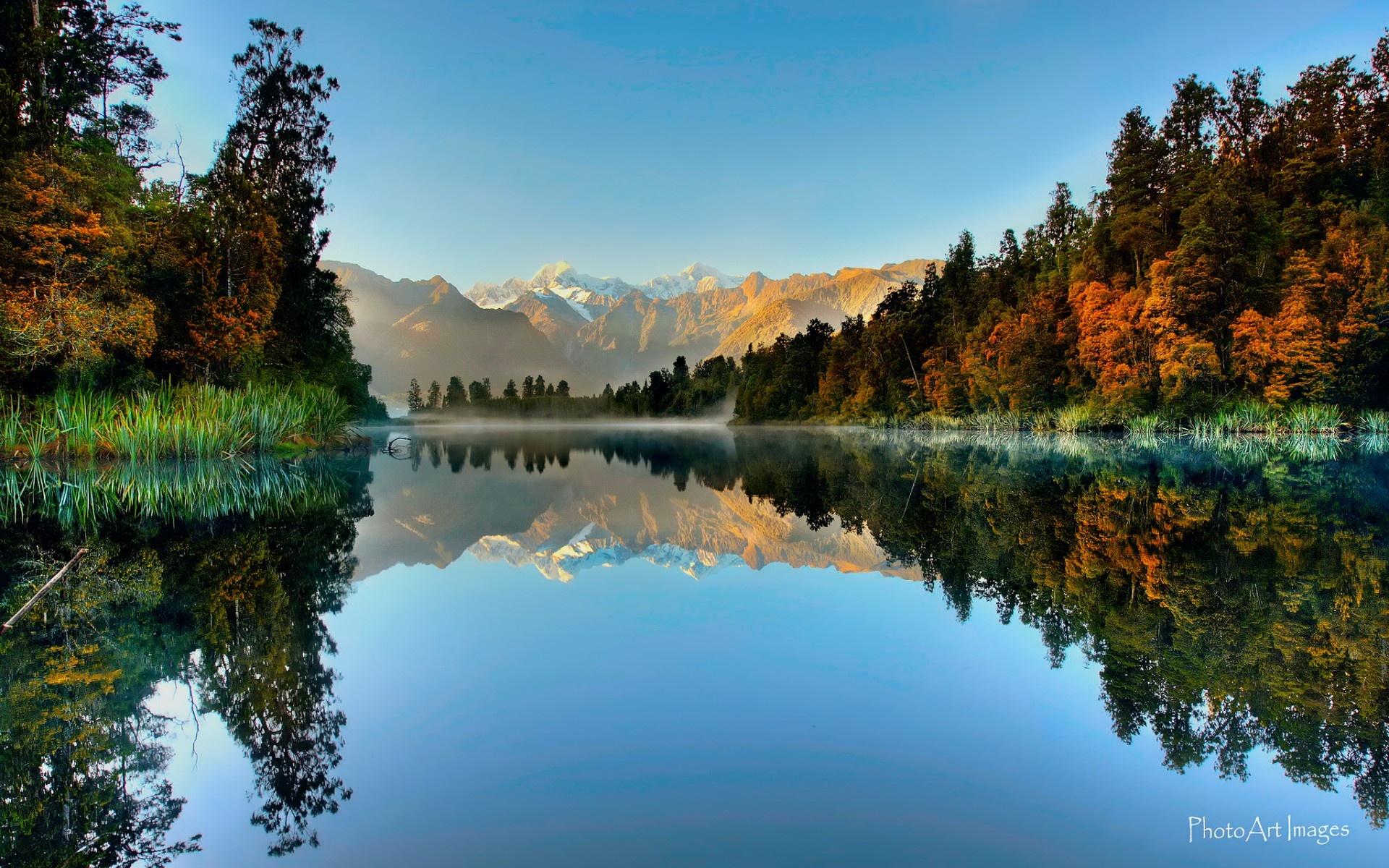 Amazing Lake Matheson Pictures & Backgrounds