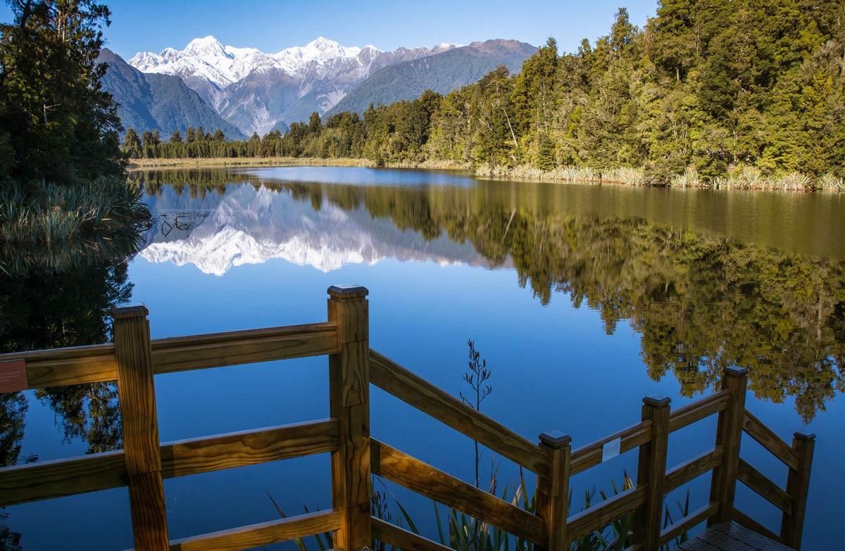 Lake Matheson Pics, Earth Collection