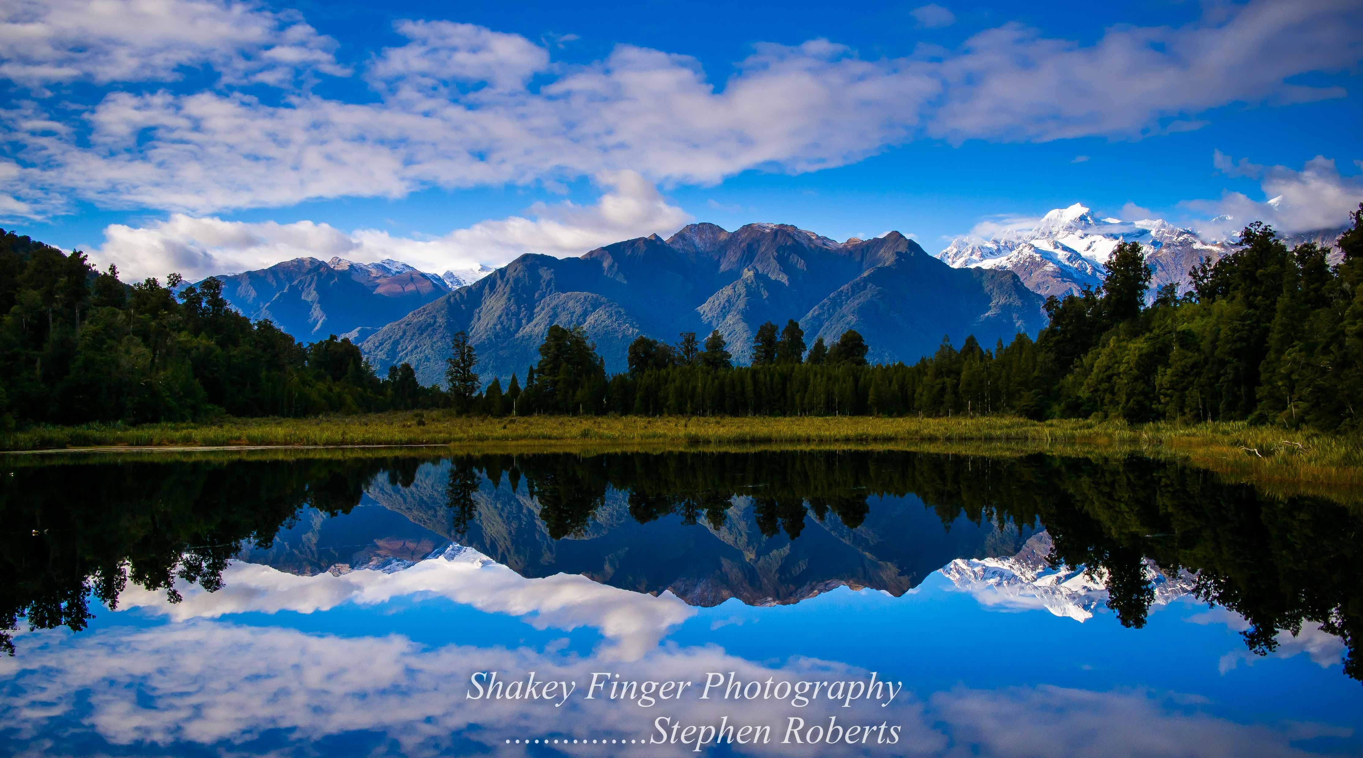 HD Quality Wallpaper   Collection: Earth, 4453x2476 Lake Matheson