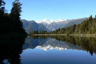 Lake Matheson High Quality Background on Wallpapers Vista