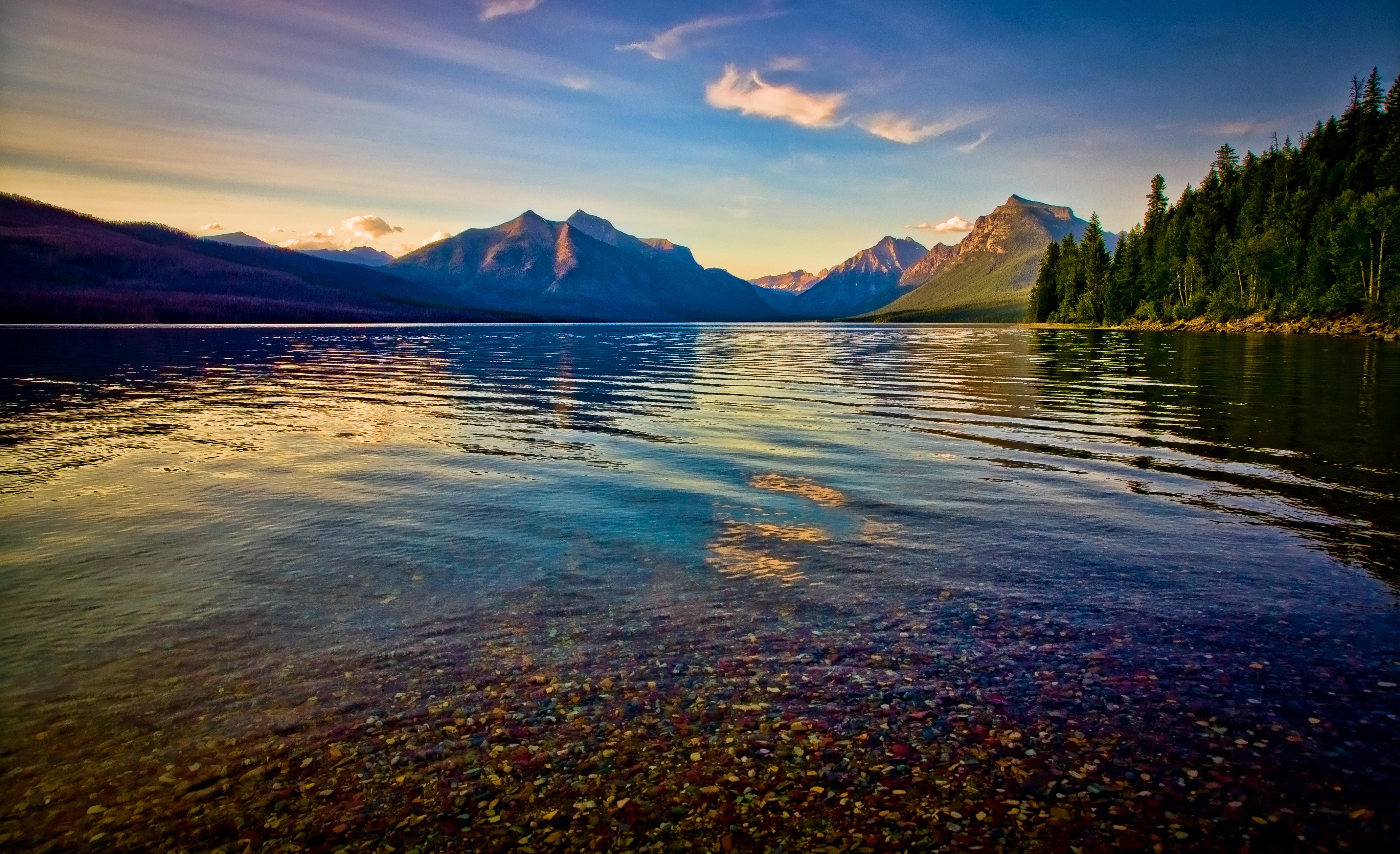 Images of Lake McDonald | 4262x2600