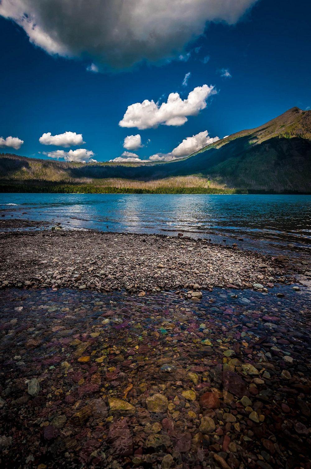 Lake McDonald Backgrounds, Compatible - PC, Mobile, Gadgets| 1000x1505 px